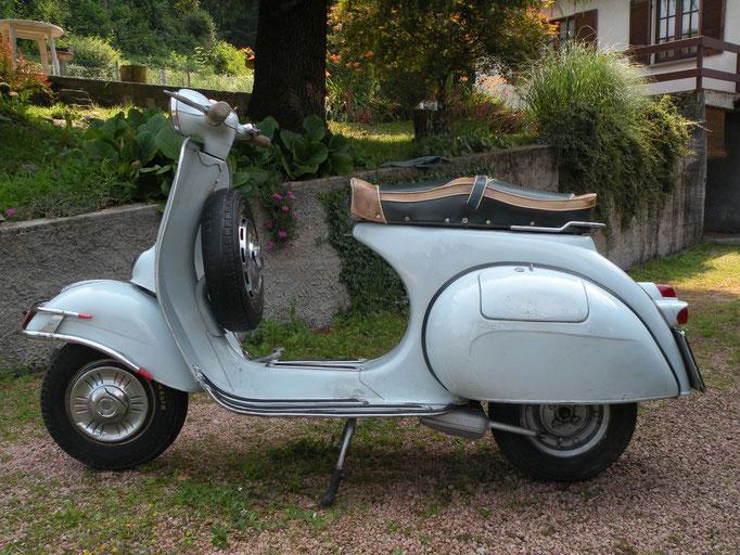 Piaggio Vespa 125-1960