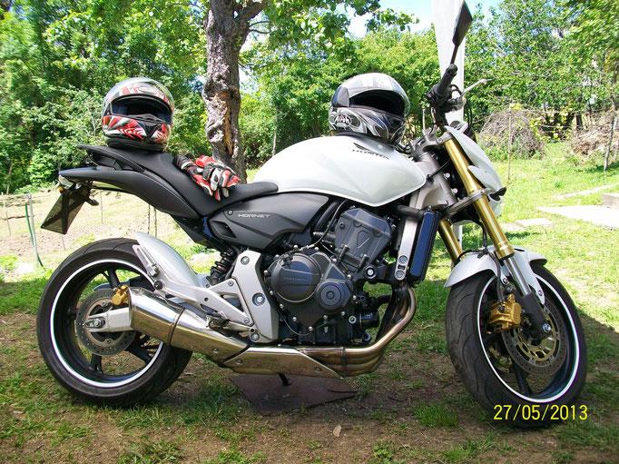 Honda Hornet CB 600 / FA  - 2008