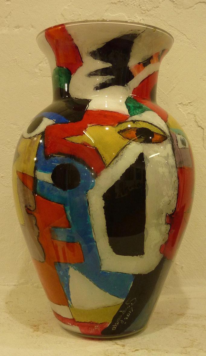 Vase multiface 2 ( Vendu )