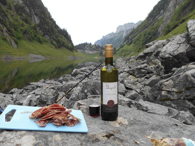 Salami und Rotwein von Roli Koster - was gibt es noch zu meckern?