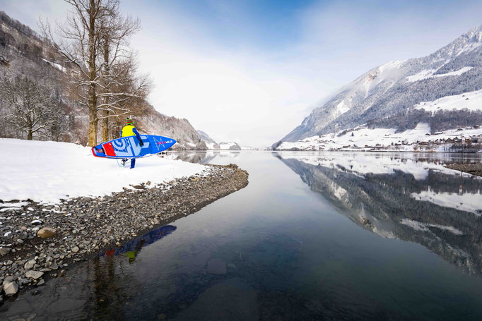 SUP Trail Nr. 17 Lungerersee