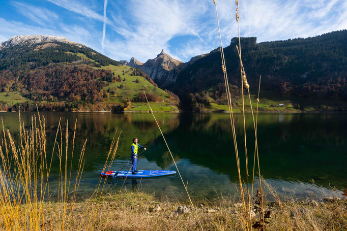 SUP Trail Nr. 15 Wägitalersee
