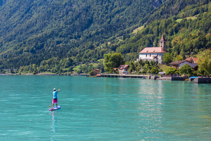 SUP Trail Nr. 18 Brienzersee