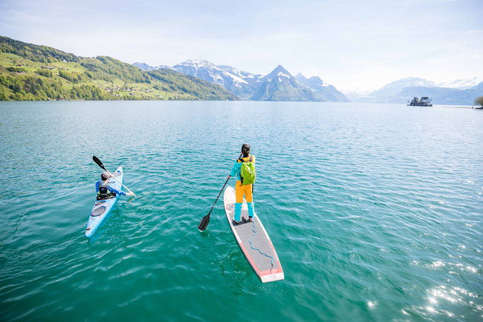 SUP Trail Nr. 7 Buochs - Stansstad