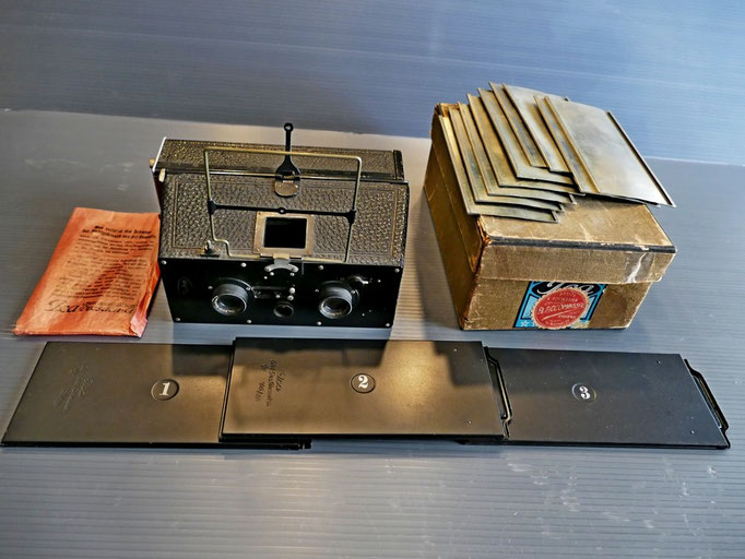 Ica Plaskop - kit completo