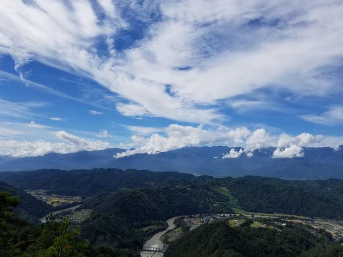 大城・京ヶ倉