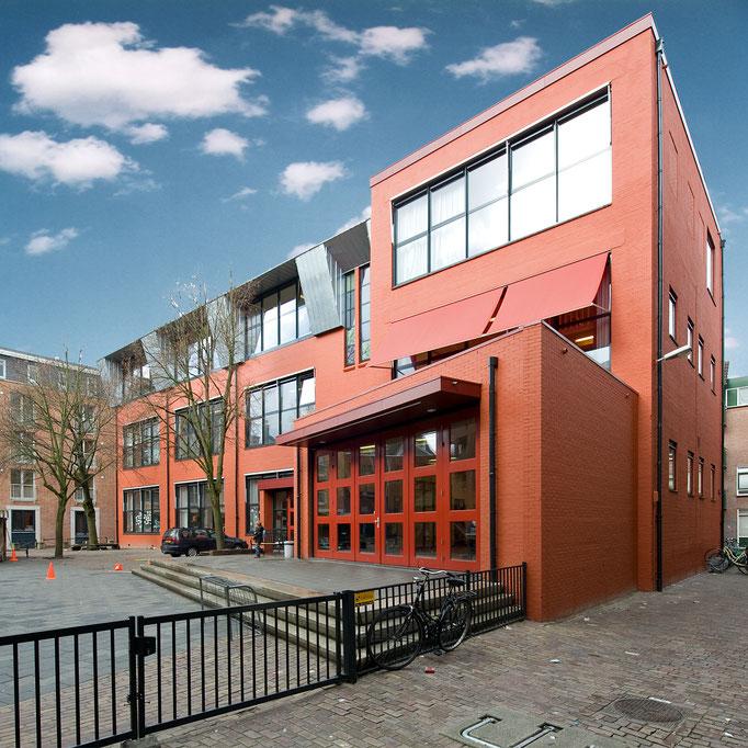Groningen - Sint Michaëlschool (uitbreiding op begane grond)