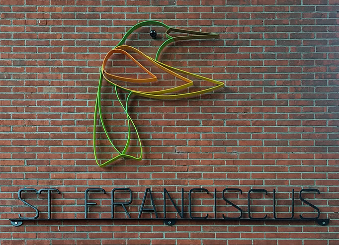 Logo st. Franciscus