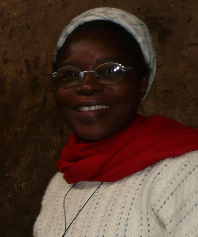 Generaloberin Marie-Thérèse 2015 für die nächsten 5 Jahre wiedergewählt