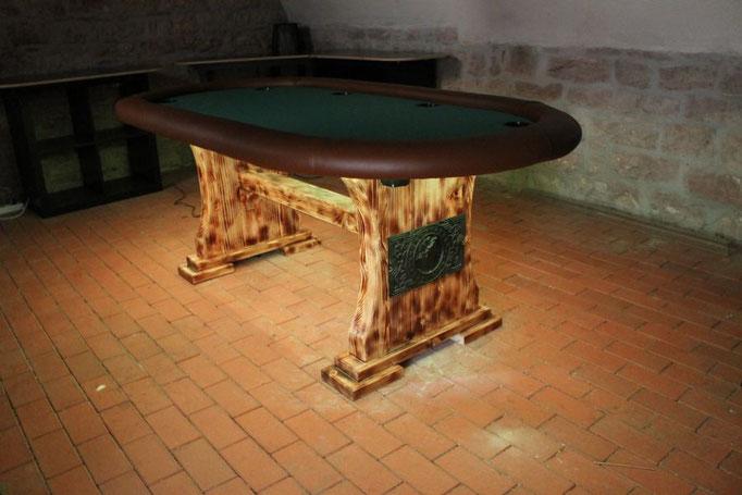 Pokertisch Selber Bauen