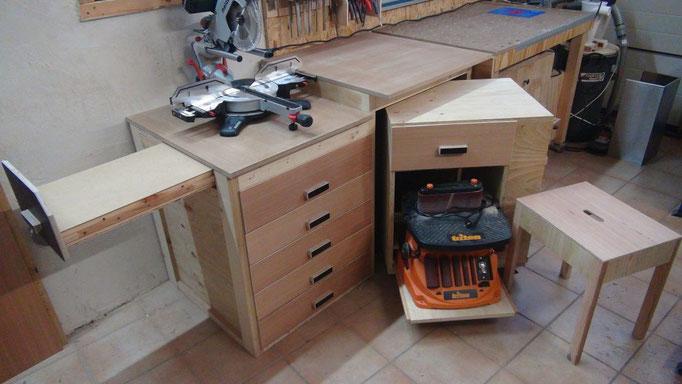 werkbank planen und selber bauen heimwerker tutorial zum thema diy. Black Bedroom Furniture Sets. Home Design Ideas