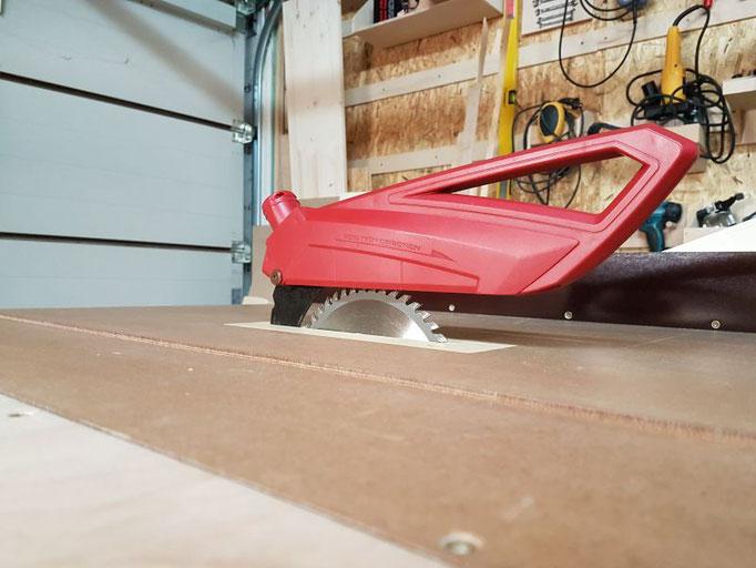 Favorit Tischkreissäge selber bauen - Heimwerker - tutorial zum Thema DIY WG82