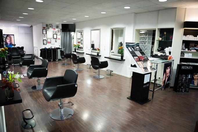Salon Friseur Studio 78 innen