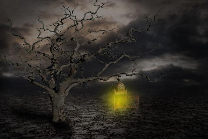 Spooky TreeLight