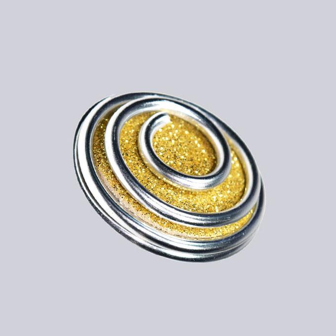 Wunderschöne Ringe. Extravaganter Lagenlook-Modeschmuck designed by My-Levanjo