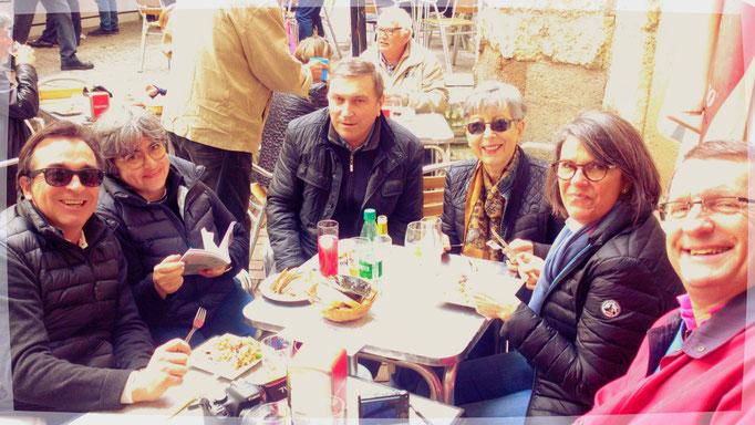 Au Marché de Séville