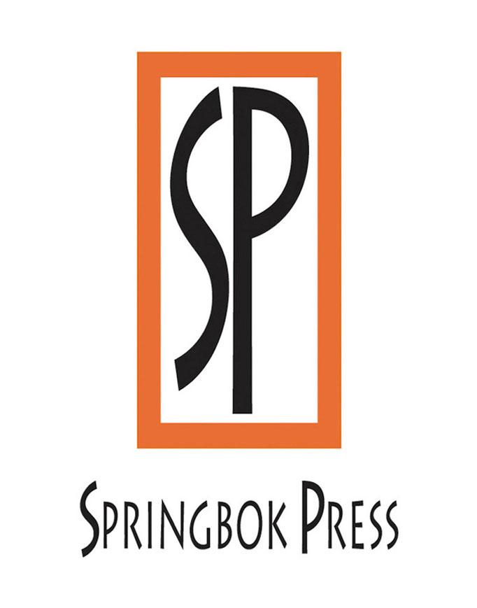 Logo Design Cape Town, Springbok Press