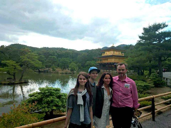Rokuon-ji Temple (Kinkaku-ji Temple)