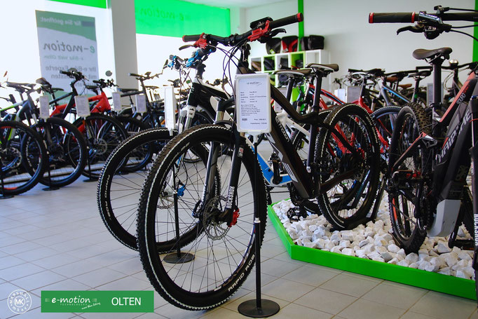 e-motion e-Bike Shops Schweiz