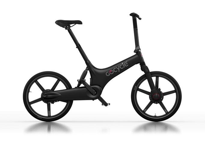 Gocycle G3 schwarz