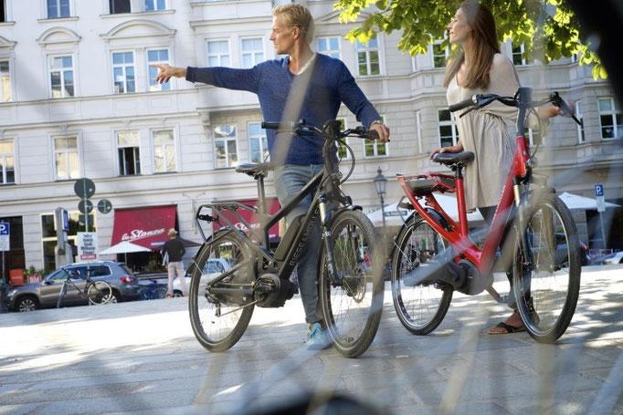 Riese und Müller Avenue e-Bike 2017