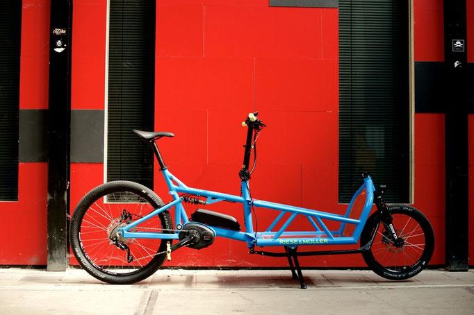 Riese und Müller Cargo e-Bike