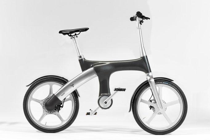 Mando Footloos IM e-Bike - dunkelgrau, 2990 CHF