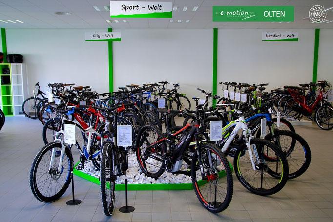 e-motion eBike Shops Schweiz