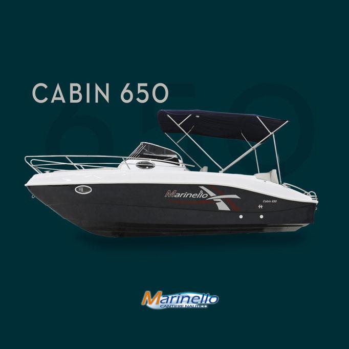 Marinello 650 Cabin
