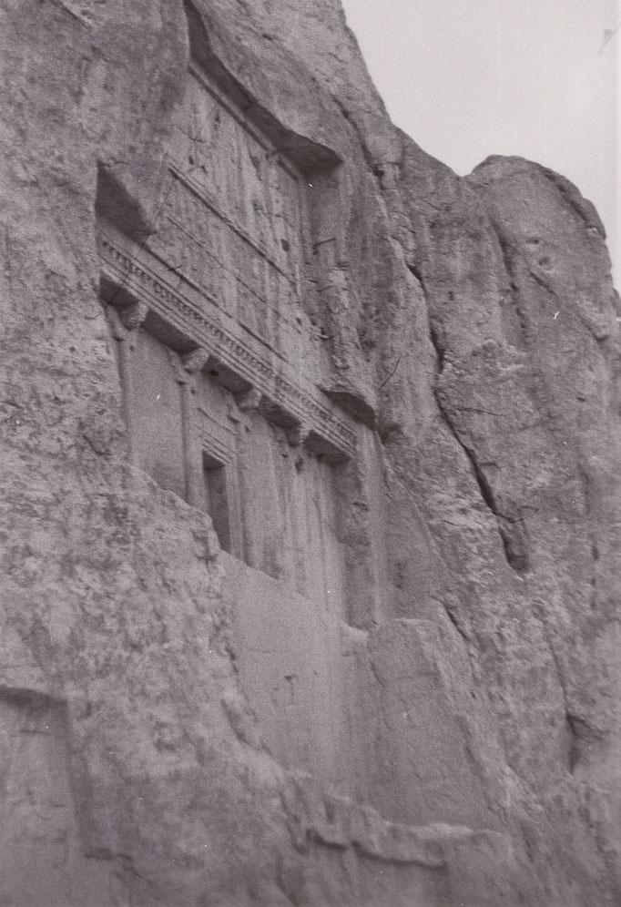 Persepolis - Naghsh-E-Rostam - Tomba des Dareios I.