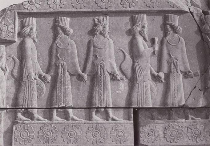 Persepolis - Antikes Relief
