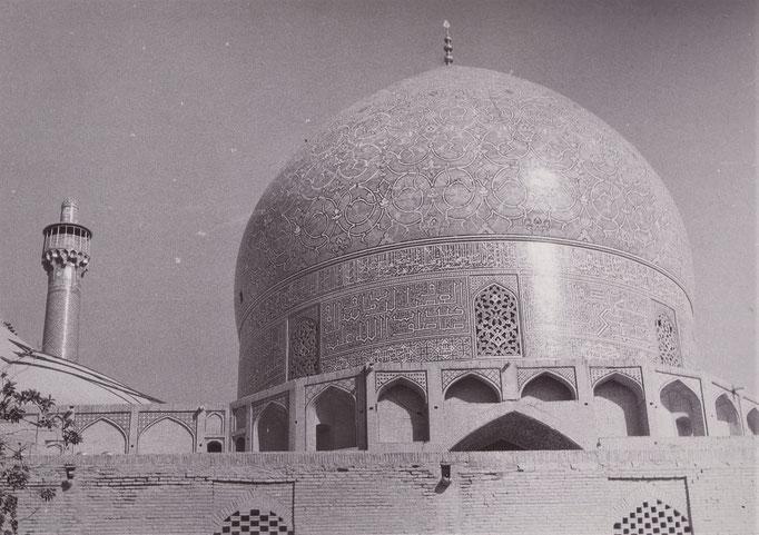 Isfahan - Shah Moschee