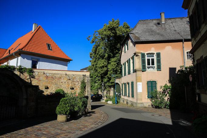 Ortskern Gleisweiler