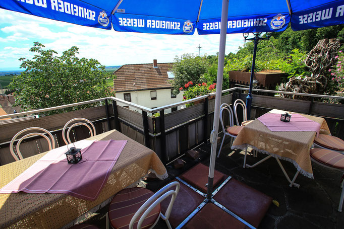 "Hotel-Pension Weinberg ""Terrasse"""
