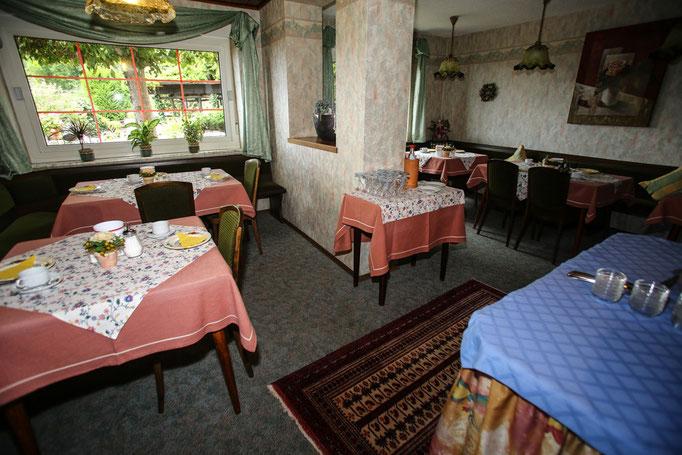 """Hotel-Pension Weinberg """"Frühstücksraum"""""""