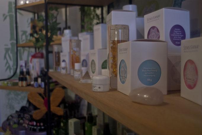 Sensisana-Produkte