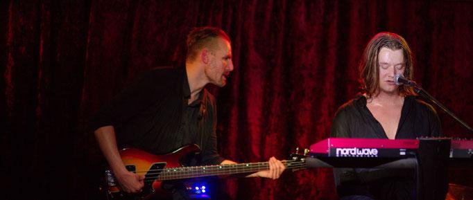 Jonas Westerlund und Simon Åkesson
