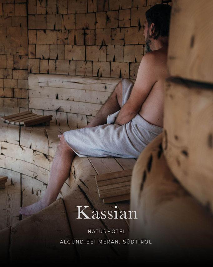 die schönsten Hotels in den Alpen: KASSIAN, Wellness-u.Wanderhotel, Algund bei Meran, Südtirol/Italien