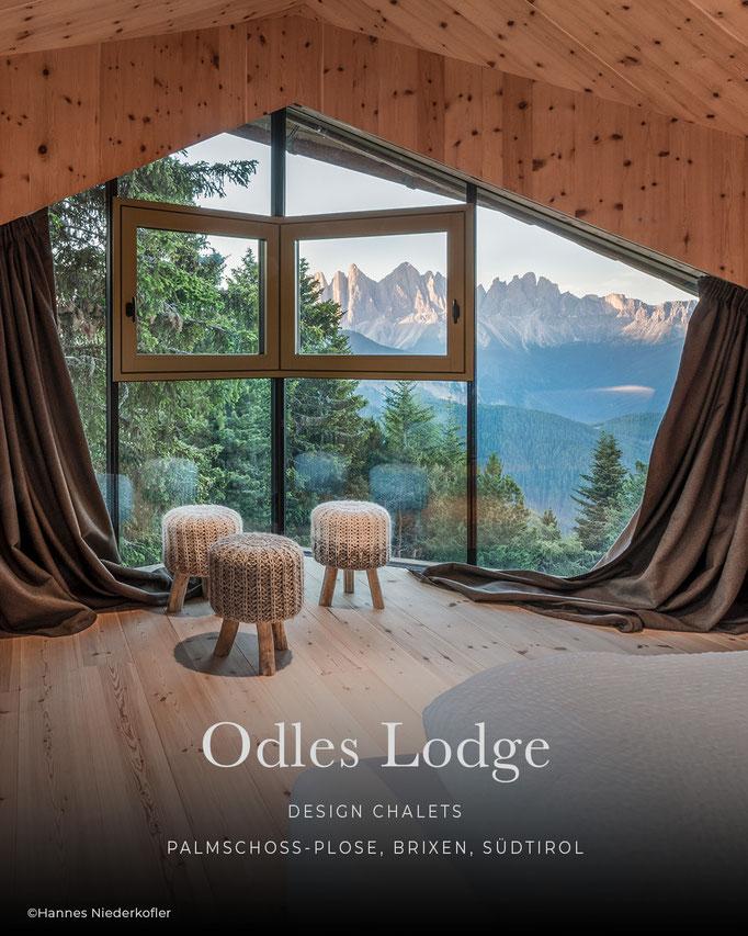 Odles Lodge, Luxus Design Chalet, Plose, Brixen - Südtirol, Italien