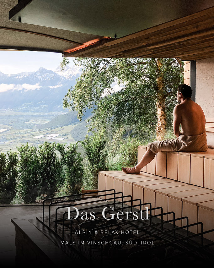 Wellnesshotel in den Bergen: Das Gerstl