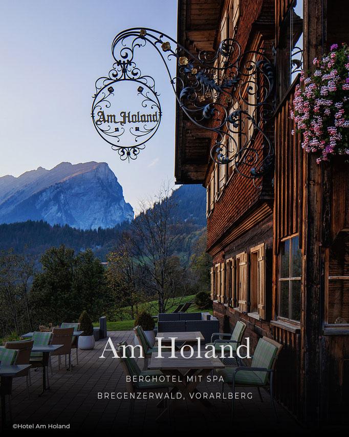 Am Holand - Bregenzerwald, Vorarlberg - Berghotel mit Spa, Wellnesshotel, Erwachsenenhotel