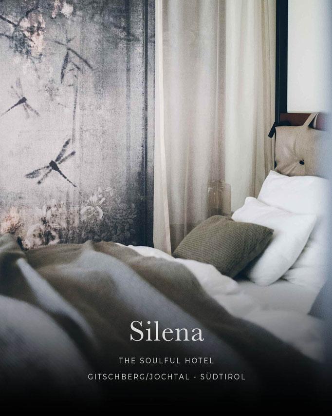 die schönsten Hotels in den Alpen: SILENA - THE SOULFUL HOTEL, Vals - Gitschberg.Jochtal, Südtirol/Italien