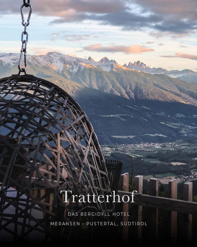 Wellnesshotel in den Bergen: Tratterhof