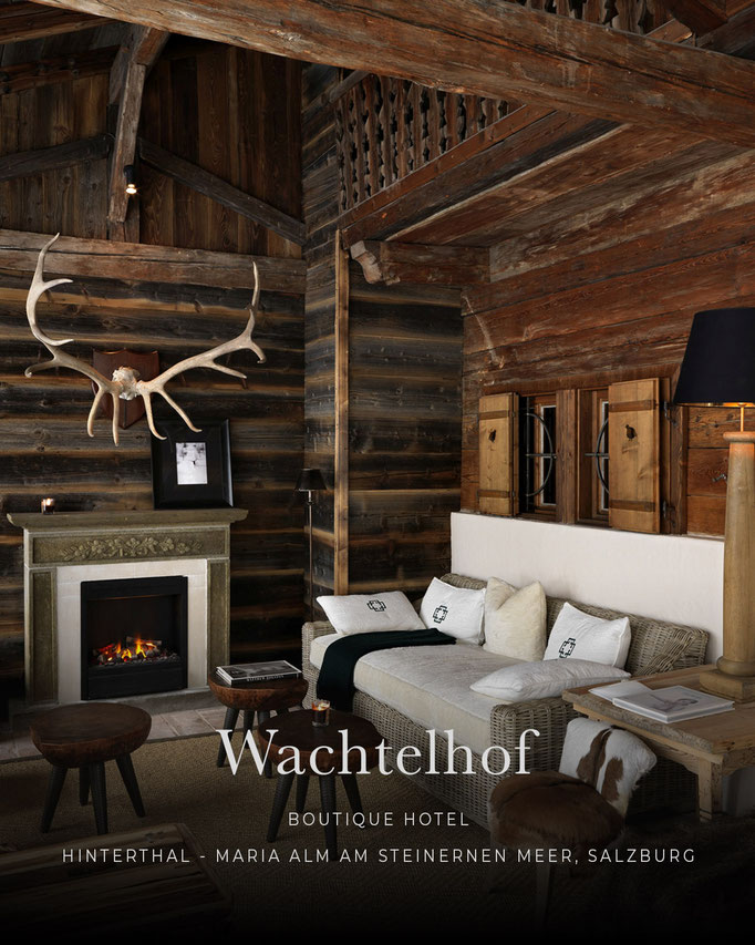 Wachtelhof Boutique Hotel, Salzburger Land