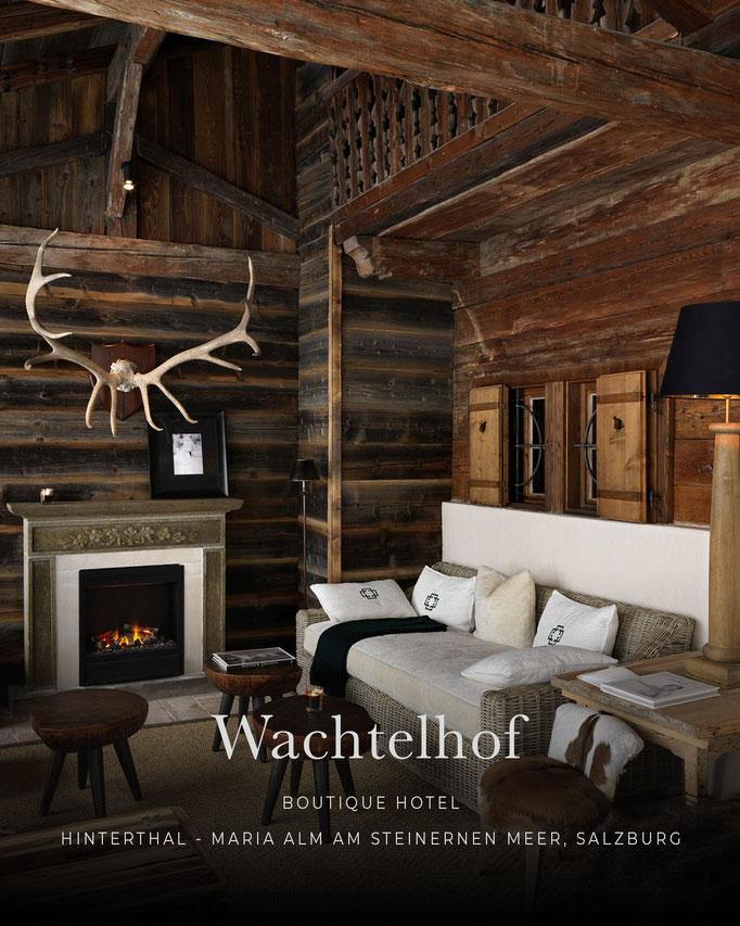 Wachtelhof Boutique Hotel, Salzburger Land