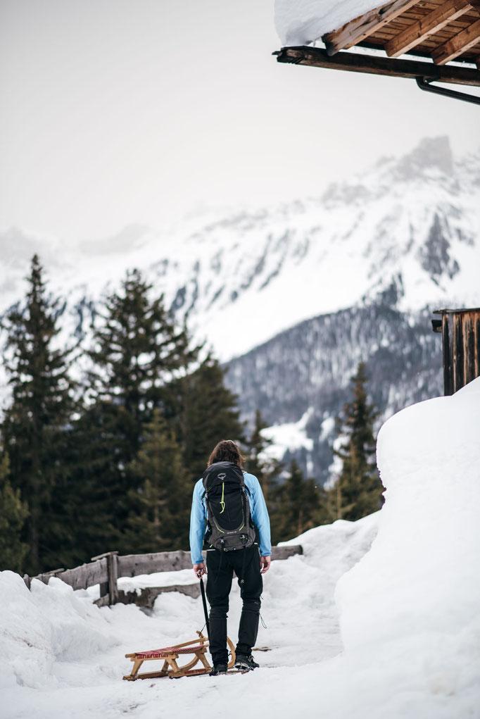 Rodelbahn Brandstattalm, Obernbergtal, Stubaital #mountainhideaways #naturrodelbahn #tirol #familienausflug #rodelnmitkindern #rodeln #winterwandern