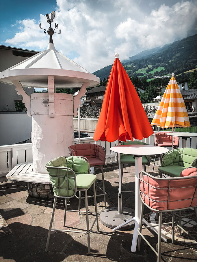 Pop Down Hotel Zillertal - Boutiquehotel Tirol