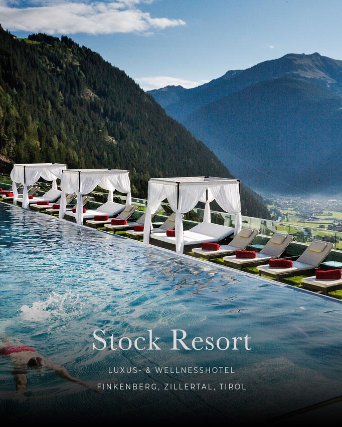 Stock Resort, Wellnesshotel, Zillertal, Tirol