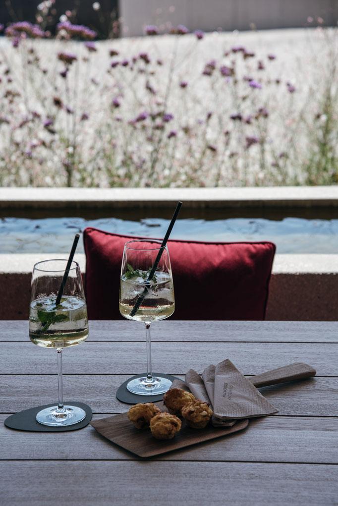 VILLAVERDE Aparthotel, Boutiquehotel und Kaffeehaus in Algund bei Meran - Südtirol