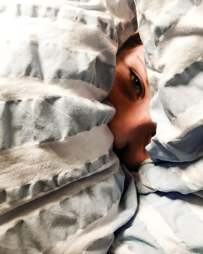 kuschelige Betten im Zirbenzimmer Seenieder im Wildseeloderhaus